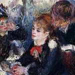 Pierre-Auguste Renoir - At the Milliners - 1878
