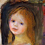 Portrait of a Woman, Pierre-Auguste Renoir