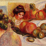 Pierre-Auguste Renoir - Still Life with Fruit