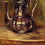 Coffee Pot, Pierre-Auguste Renoir