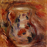 Pitcher - 1914 - 1915, Pierre-Auguste Renoir