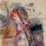 Girls - 1905, Pierre-Auguste Renoir