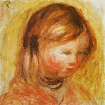 Pierre-Auguste Renoir - Young Girl - 1905