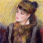 Study of a Woman, Pierre-Auguste Renoir