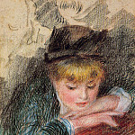 Pierre-Auguste Renoir - The Loge - 1879