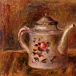Watering Can - 1905, Pierre-Auguste Renoir