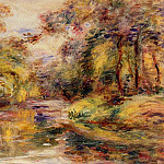 Pierre-Auguste Renoir - Little River