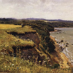 Along the shores of the Gulf of Finland . 1888 34, 3h57. 5, Ivan Ivanovich Shishkin