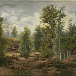 Edge of the Forest-2, Ivan Ivanovich Shishkin