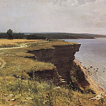 Ivan Ivanovich Shishkin - Along the shores of the Gulf of Finland (Udrias near Narva) 1889 91. 5h145 5
