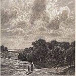 Clouds over the grove. 1878 36, 5h26, 7, Ivan Ivanovich Shishkin