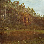 Ivan Ivanovich Shishkin - Before Sunset