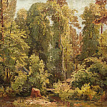 In the woods, Ivan Ivanovich Shishkin