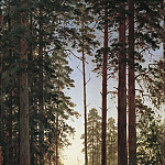 Edge of the Forest 1879 149h90, Ivan Ivanovich Shishkin