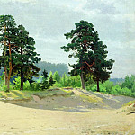 Edge of the Forest 1890 35h59. 5, Ivan Ivanovich Shishkin