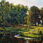 Ivan Ivanovich Shishkin - In the Park 1897 82. 5h111