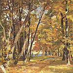Ivan Ivanovich Shishkin - Early Fall 1889