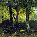 In the Grove 1865 38h62, 5, Ivan Ivanovich Shishkin