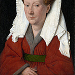 Margaret, the Artist, Jan van Eyck