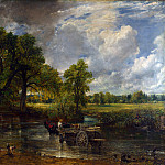 John Constable – The Hay Wain, Part 4 National Gallery UK