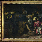 Jacopo Tintoretto – Christ washing the Feet of the Disciples, Part 4 National Gallery UK