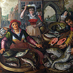 Part 4 National Gallery UK - Joachim Beuckelaer - The Four Elements - Water