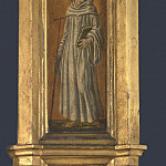 Jacopo di Antonio – Right Pilaster of an Altarpiece, Part 4 National Gallery UK