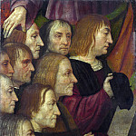 Italian, Milanese – Male Members of a Confraternity, Part 4 National Gallery UK