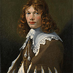 Part 4 National Gallery UK - Karel Dujardin - Portrait of a Young Man (Self Portrait)