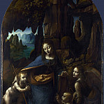 Part 4 National Gallery UK - Leonardo da Vinci - The Virgin of the Rocks