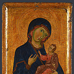 Italian, Umbrian – The Virgin and Child, Part 4 National Gallery UK
