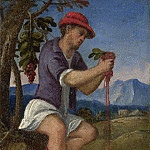 Part 4 National Gallery UK - Italian, Venetian - The Labours of the Months - September