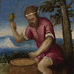 Part 4 National Gallery UK - Italian, Venetian - The Labours of the Months - April