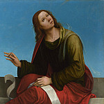 Saint John the Evangelist, Lorenzo Costa