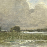 The Marsh at Arleux, Jean-Baptiste-Camille Corot