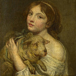 Jean-Baptiste Greuze – A Girl with a Lamb, Part 4 National Gallery UK