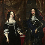 Part 4 National Gallery UK - Justus Sustermans - The Grand Duke Ferdinand II of Tuscany and his Wife