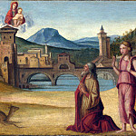 Part 4 National Gallery UK - Italian, Venetian - Augustus and the Sibyl