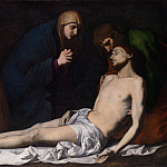 The Lamentation over the Dead Christ, Jusepe de Ribera