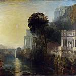 Dido building Carthage, Joseph Mallord William Turner