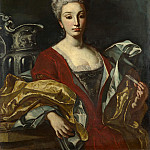 Italian, Neapolitan – Portrait of a Lady, Part 4 National Gallery UK