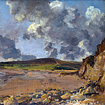 Weymouth Bay, John Constable