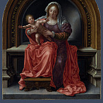 Part 4 National Gallery UK - Jan Gossaert - The Virgin and Child