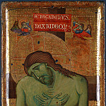 Part 4 National Gallery UK - Italian, Umbrian - The Man of Sorrows