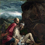 The Good Samaritan, Jacopo Bassano