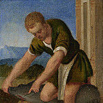 Part 4 National Gallery UK - Italian, Venetian - The Labours of the Months - December