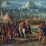 Part 4 National Gallery UK - Italian, Venetian - A Naval Battle