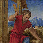 Italian, Venetian – The Labours of the Months – July, Part 4 National Gallery UK