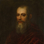 Part 4 National Gallery UK - Italian, Venetian - Portrait of a Bearded Cardinal