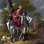 Part 4 National Gallery UK - Joseph Wright of Derby - Mr and Mrs Thomas Coltman